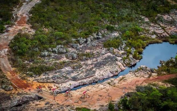 Brasil Ride chapada diamantina Araxá (Foto: André Adonis/Arquivo Pessoal)