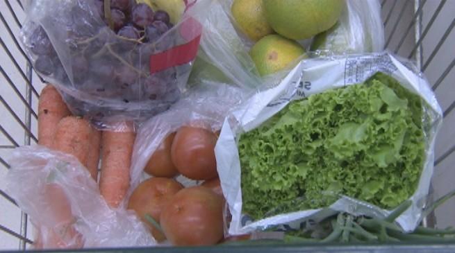 Quanto mais colorido o prato, mais vitaminas se está consumindo. (Foto: Bom dia Amazônia)