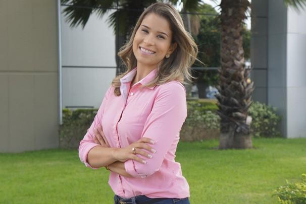 Linda Carvalho (Foto: Daniel Sousa/TV Cabo Branco)