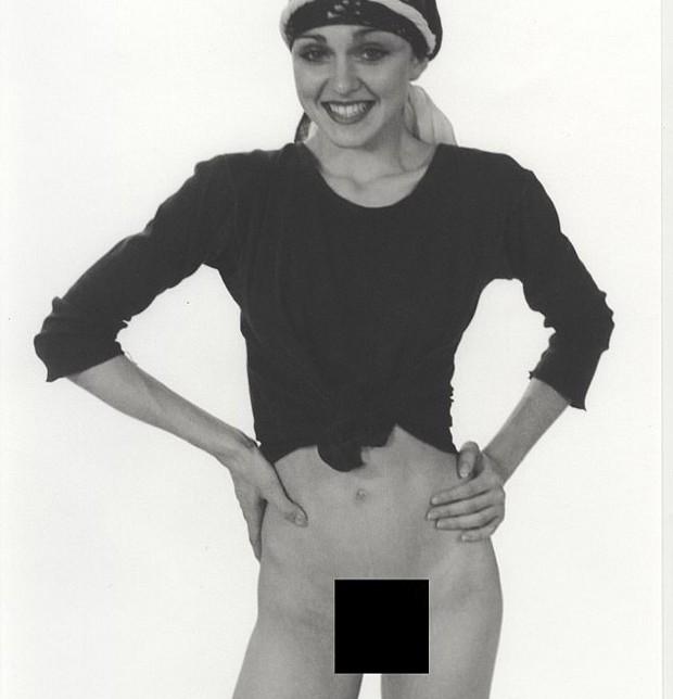 Madonna (Foto: Divulgação / Gotta Have Rock And Roll )