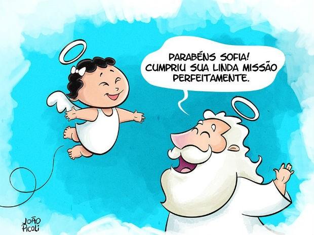 João Picoli diz ter acompanhado o caso da criança pela internet e TV (Foto: João Picoli)
