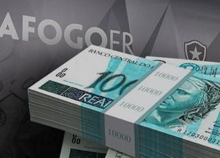 CARROSSEL - Botafogo dinheiro - 280 (Foto: Editoria de Arte)