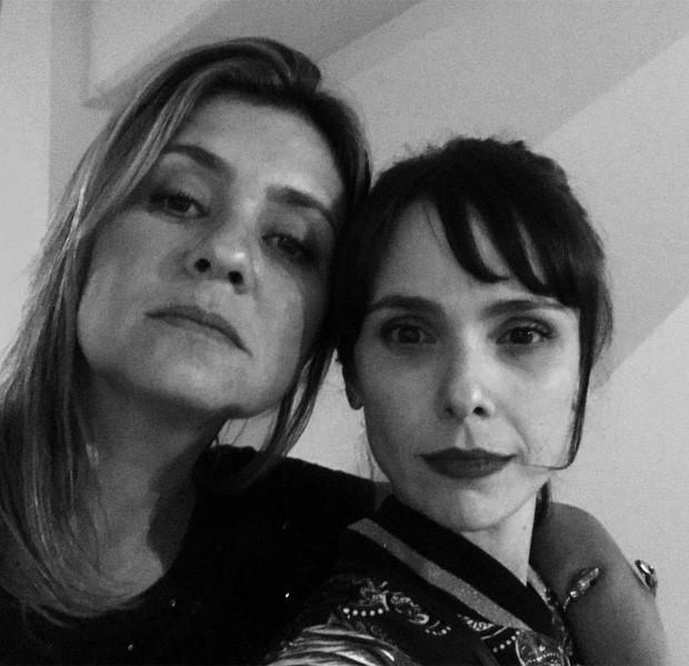 Adriana Esteves e Débora Falabella (Foto: Reprodução/Instagram)