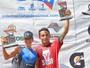 Flávio Queiroga e Beatriz Neres são campeões do 26º Triathlon de Santos