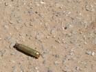 Homem é morto a tiros na Vila Normandia  (Renato Ferezim/G1)