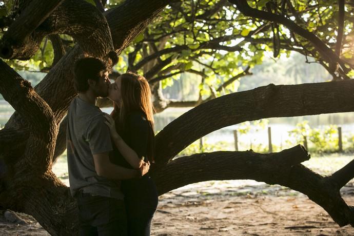10 - Não perca as cenas da reta final de Jonatas e Eliza (Foto: Raphael Dias/Gshow)