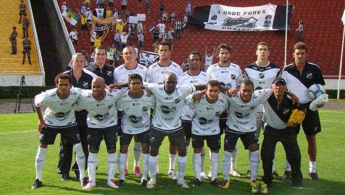 Ituiutaba x ABC - final Série C 2010 - Estádio Parque do Sabiá, Uberlândia (Foto: Divulgação/ABC)