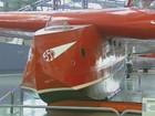Exposição conta história do 1º piloto das Américas a cruzar o Atlântico