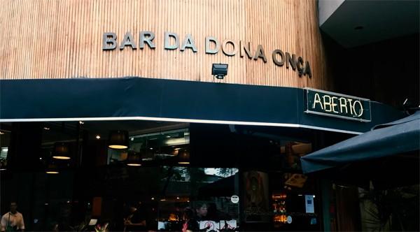 Bar da Dona Onça (Foto: Reprodução /  YouTube)