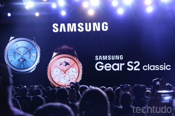 Gear S 2 (Foto: Marlon Câmara/TechTudo)