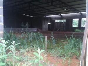 Centro do Idoso na área central de Saltinho (Foto: Eduardo Montebello/ Arquivo pessoal)