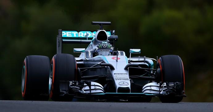 Nico Rosberg - Mercedes - Jerez de la Frontera - dia 3 (Foto: Getty Images)
