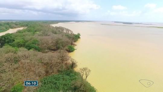 Pesquisadores da Ufes identificam aumento na quantidade de metais na foz do Rio Doce