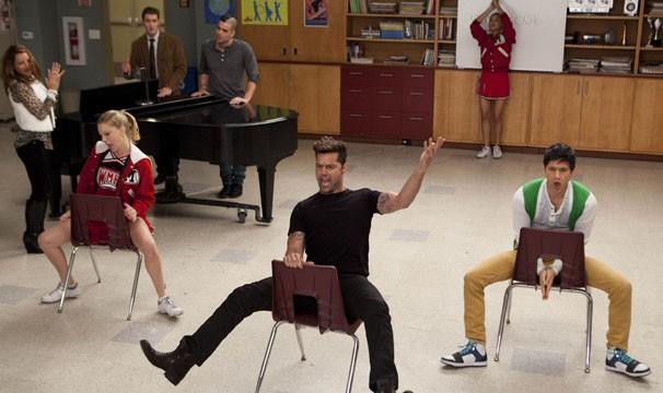 Ricky Martin faz uma participação especial no episódio (Foto: Divulgação / Twentieth Century Fox)