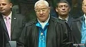 Adli Mahmud Mansour asumiu Presidência interina do Egito até novas eleições (Foto: Reuters)