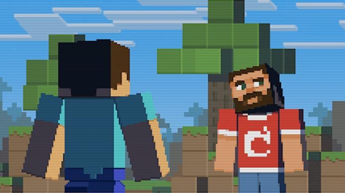 Minecraft: Story Mode será um novo jogo focado em uma história original (Foto: Kotaku)