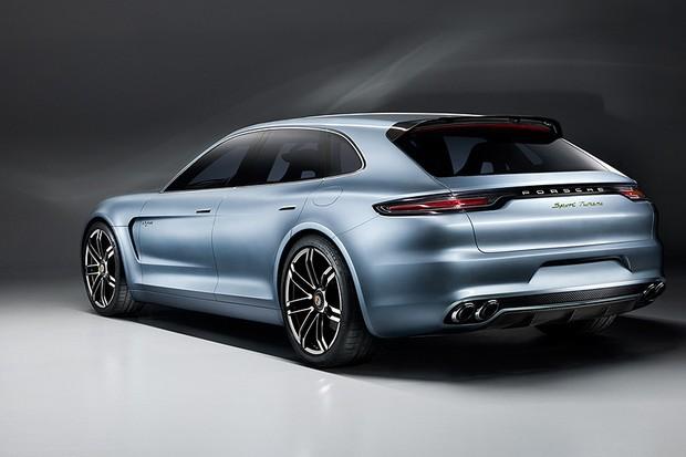 Porsche Panamera Sport Turismo Concept (Foto: Porsche)