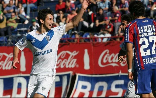 Vélez, de Ferreyra, vence o San Lorenzo pelo Torneio Inicial (Foto: Divulgação/Vélez Sarsfield)