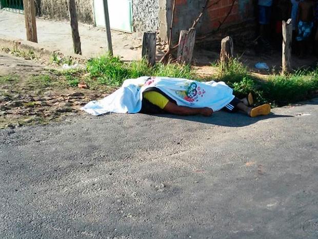 Vigilante é morto durante tentativa de assalto em  Teresina (Foto: Divulgação/Polícia Militar)