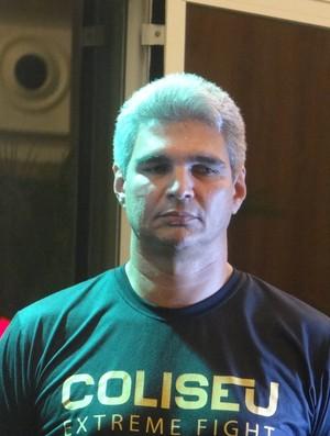 Mário Lobo, organizador do Coliseu (Foto: Denison Roma / Globoesporte.com)