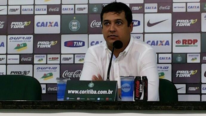 Marquinhos Santos (Foto: Jairo Nascimento)