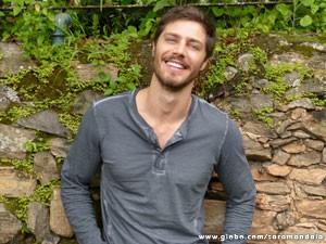 André Bankoff é o jovem Pedro (Foto: Saramandaia/ TV Globo)