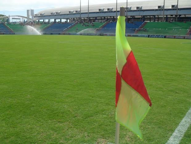 Estádio Arena do Calçado (Foto: Cleber Corrêa)