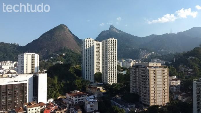 Foto capturada com a câmera do Z2 Play durante o dia  (Foto: João Gabriel Balbi/TechTudo)