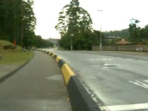 Local ficará fechado para trânsito de veículos (Foto: Davi Motta/InterTv)