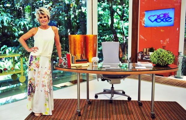 Ana Maria Braga (Foto: TV Globo / João Miguel Junior)
