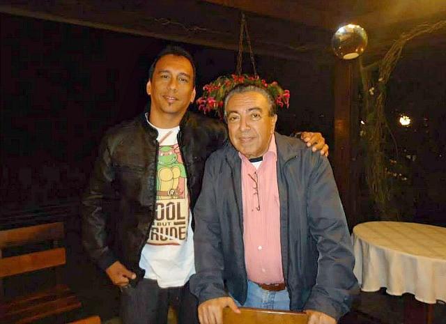 Romahs Mascarenhas faz parte do grupo de 15 roteiristas da Maurício de Sousa Produções (Foto: Arquivo Pessoal)