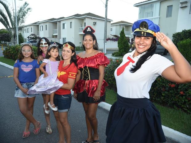 Moradores de condomínios na Serra, vão se juntar e fazer o próprio carnaval (Foto: Fernando Madeira/ A Gazeta)