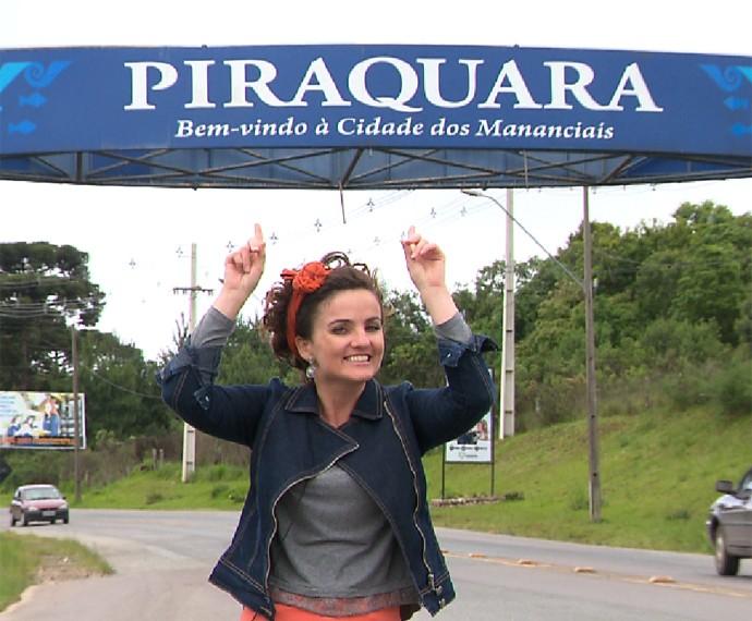 Nesta semana o Plug vai embarcar em Piraquara, na Região Metropolitana de Curitiba (Foto: Reprodução/ Plug)