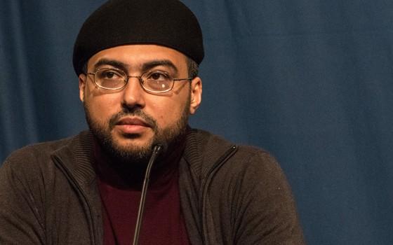 Iyad El-Baghdadi  (Foto: Julia Reinhart/Demotix/Corbis)