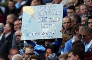 Manchester City e west ham torcida (Foto: AP)