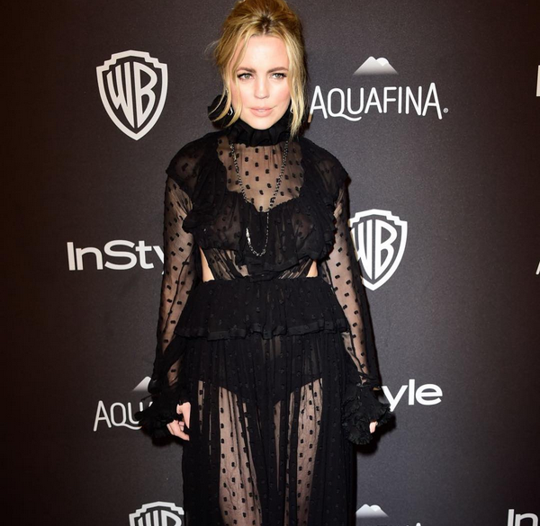 "Melissa George, 40 anos, atriz de ""Grey's Anatomy"" (Foto: Reprodução/Instagram)"