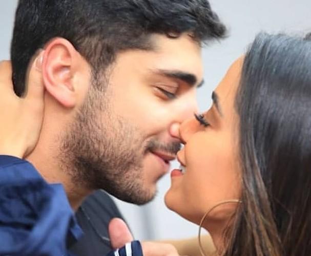 Anitta e Thiago Magalhães (Foto: Instagram/Reprodução)