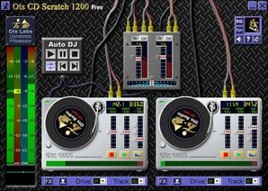 Ots CD Scratch