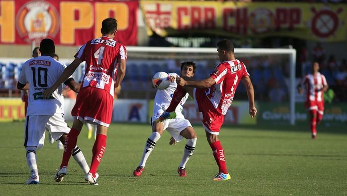 CRB x ASA travam duelo no Rei Pelé pela semifinal da Copa Maceió (Foto: Ailton Cruz / Gazeta de Alagoas)