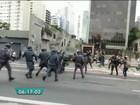 Detidos em protesto pela educação em SP são liberados