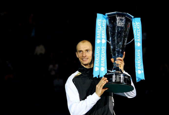 Nikolay Davydenko ATP Finals 2009 (Foto: Getty Images)