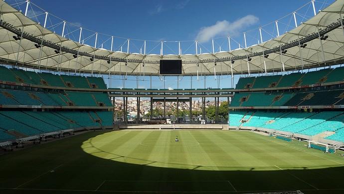 Arena Fonte Nova (Foto: Divulgação)