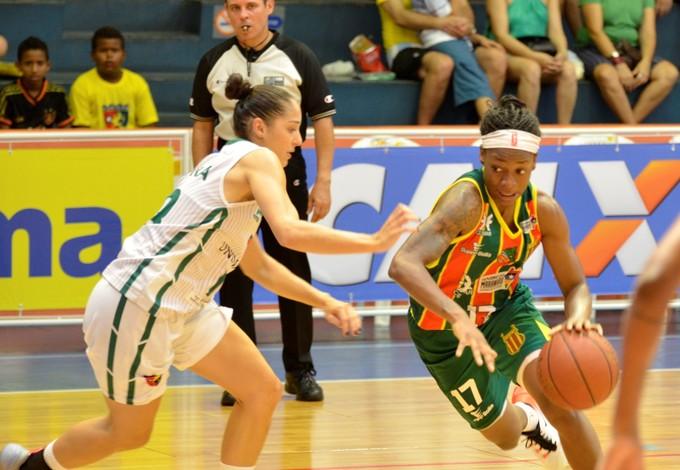 América x Sampaio - semifinal LBF basquete (Foto: Robson Neves/Divulgação)