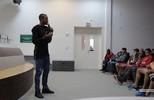 Fernandinho, ex-atleta do CAP, participou do projeto Rubro-Negro é quem tem raça
