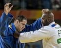 Rafael Silva não breca o mito Teddy Riner e tenta o bronze via repescagem
