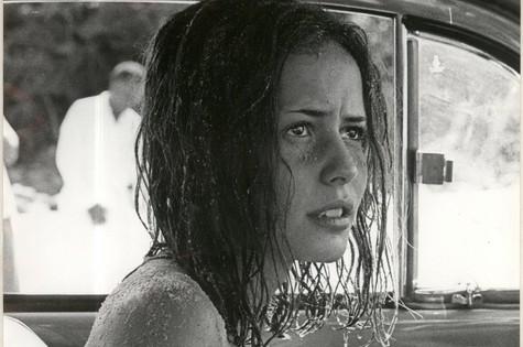 Renée aos 15 anos no filme 'Compasso de espera' (Foto: Arquivo O Globo)