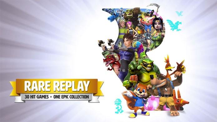 Rare Replay é o destaque nesta semana (Foto: Divulgação/Microsoft)
