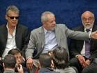 Dilma, Lula e Chico Buarque almoçam em sala do gabinete de Renan
