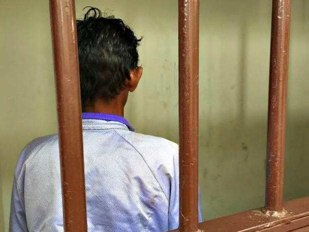 Suspeito foi indiciado e preso por estupro de vulnerável (Foto: Graziela Rezende/G1 MS)