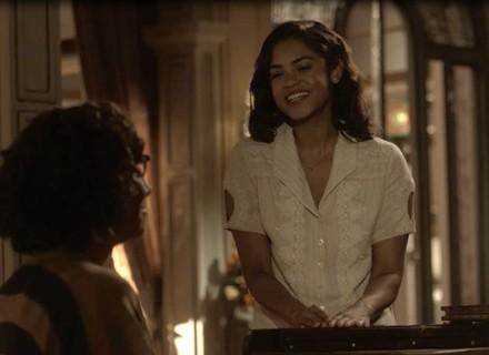 Celeste Hermínia surpreende Eunice com pedido inusitado em 'Tempo de Amar'